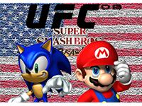 UFC Nintendo Style At GameStop