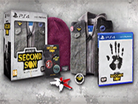 Here Is The Not-So-Shiny inFAMOUS Second Son Collector's Edition