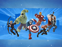 Disney Infinity: Marvel Super Heroes Has Been Officially Announced