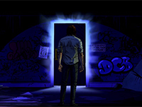 Looks Like We Get To Go Through 'The Creepy Door' In The Wolf Among Us