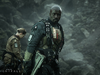 Care To See What Halo: Nightfall's Agent Jameson Locke Looks Like?