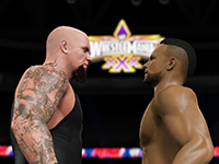 WWE 2K15 - My Career Mode