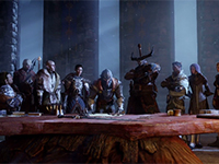 Meet Three Of The Inquisitors From Dragon Age: Inquisition