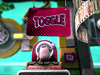 Time To Meet LittleBigPlanet 3's Toggle