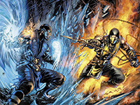 Mortal Kombat X Is Getting A Comic Book Next Year
