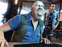 A Whole Lot More To Get Glued To Our Screens For Sunset Overdrive
