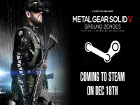 Here Are Metal Gear Solid V: Ground Zeroes' PC Specs