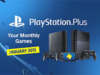 Here's The First Bit Of PlayStation Plus Content For 2015