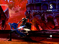 New Details On DmC: Definitive Edition's Vergil's Bloody Palace