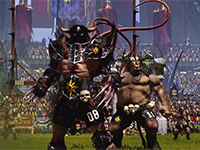 The Beautiful Chaos Of Blood Bowl 2 In Action
