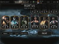 Have A Taste Of Mortal Kombat X Mobile In Action