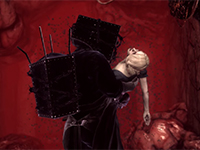 The Executioner Is Here To Kill Your Demons In The Evil Within