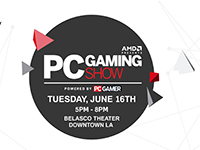 Watch The PC Gaming 2015 E3 Press Conference Right Here