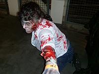 SDCC Experience — The Walking Dead Escape 2015