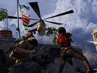 See A Small Bit Of The Uncharted: The Nathan Drake Collection In Action