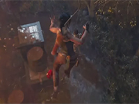 Rise Of The Tomb Raider Looks More Like A Stealth Game Now