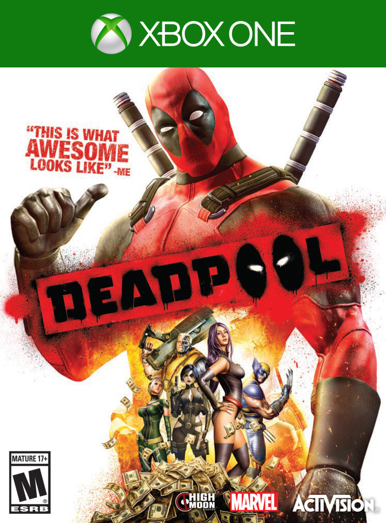Deadpool — Xbox One