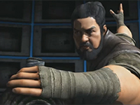 Mortal Kombat X's Drunken Master Has Stumbled To The Forefront
