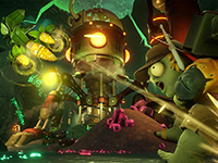 Plants Vs Zombies Garden Warfare 2 Gets 12 New Maps To Play In