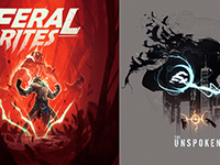 Two New VR Titles, Feral Rites & The Unspoken, Are Coming Soon