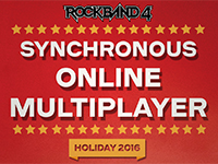 Online Multiplayer Finally Coming To Rock Band 4 This Holiday