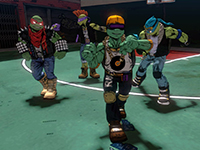 Pre-Order TMNT: Mutants In Manhattan & You Could Get Rockin' Duds