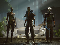 It's Time To Take The Melee Combat Online With Absolver