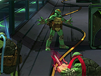 Teenage Mutant Ninja Turtles: Mutants In Manhattan — Bios