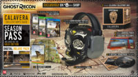 Tom Clancy's Ghost Recon Wildlands — The Calavera Collector's Case