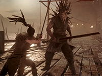 Hellblade: Senua's Sacrifice Combat System Is Shaping Up Well