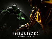 Injustice 2 Has Been Officially Announced & Adds New Faces