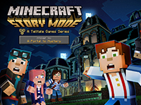 Review — Minecraft: Story Mode — A Portal To Mystery