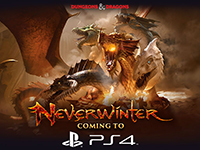 Neverwinter Is Making The Plunge & Heading To The PS4 This Summer