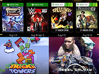 Free PlayStation & Xbox Video Games Coming August 2016