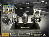 For Honor Gets A Collector's Case That Shows Each Faction Perfectly