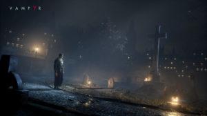 Vampyr — Pre-Alpha Gameplay