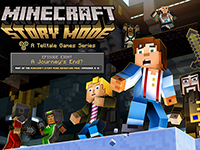 Review — Minecraft: Story Mode — A Journey's End?