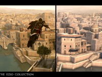 Just How Much Better Does Assassin's Creed: The Ezio Collection Look Now