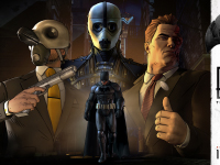 Review — Batman: The Telltale Series — New World Order
