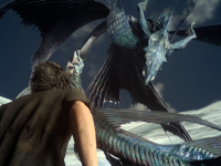 The Leviathan Has Arisen From The Depths of Final Fantasy XV