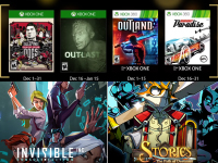 Free PlayStation & Xbox Video Games Coming December 2016