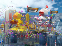 Final Fantasy XV's First Big DLC Is Bringing All Kinds Of Fun Festivities