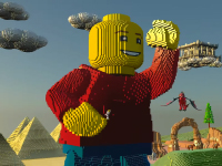 LEGO Worlds Will Be Opening Up To Consoles Early Next Year