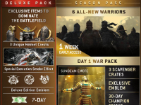 For Honor's Season Pass Of DLC Has 'Leaked' Out There To The World