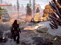 New Horizon Zero Dawn Gameplay Shows Off A New Quest & Much More