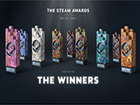 The First Ever Winners Of The Steam Awards Have Been Announced