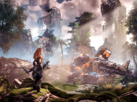 The Earth Really Is Not Ours Anymore In Horizon Zero Dawn