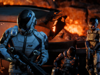 Get Your Squad Ready For Mass Effect: Andromeda's Combat Profiles