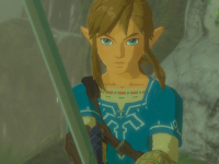 The Legend Of Zelda: Breath Of The Wild Brings Out Some Guardians & Gameplay