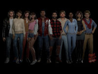 Friday The 13th: The Game's Full Cast Of Counselors Is Here